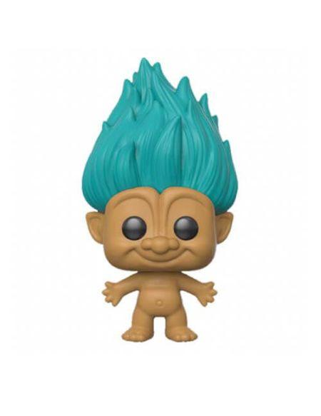 Figurine Funko Pop! N°02 - Trolls - Teal Troll