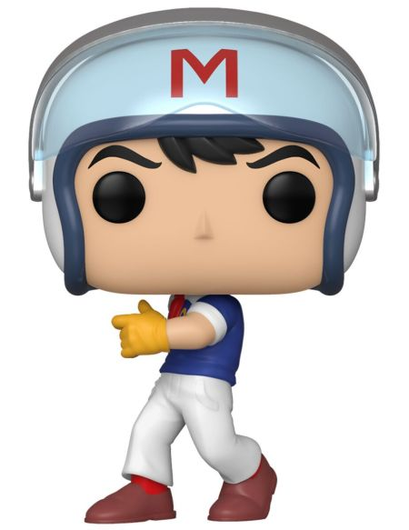 Figurine Funko Pop! N°737 - Speed Racer - Speed In Helmet ( C )