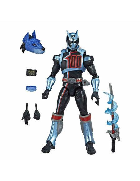 Figurine - Power Rangers - Spd Shadow Ranger 15 cm