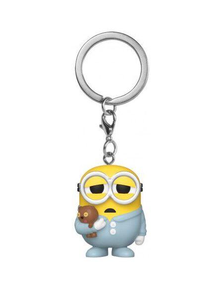 Porte-clés Funko Pop! - Minions 2 - Pajama Bob