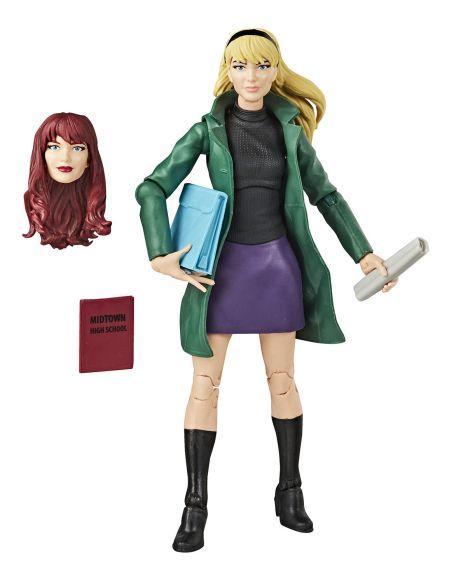 Figurine - Spider-man Legends Vintage - Gwen Stacy