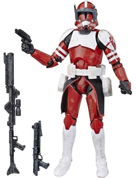 Figurine Black Series - Star Wars - Clone Commander Fox 6""