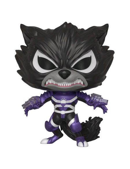 Figurine Funko Pop! Ndeg515 - Marvel - S2 Rocket Raccoon Style Venom