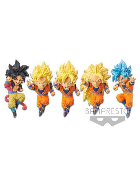 Figurine Wcf - Dragon Ball Z - Dokkan Battle