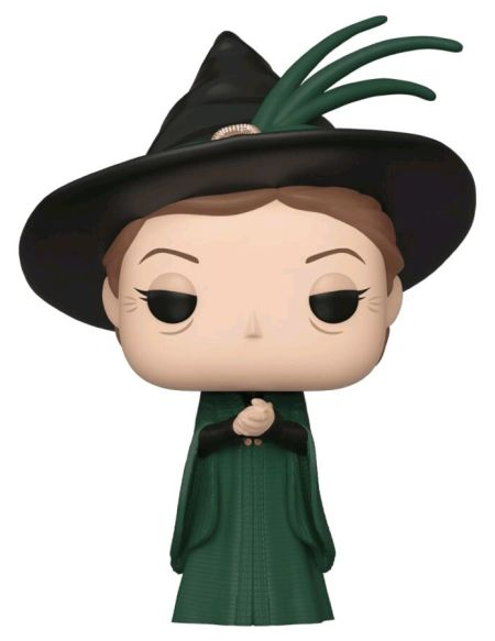 Figurine Funko Pop! N°93 - Harry Potter S8 - Minerva Mcgonagall