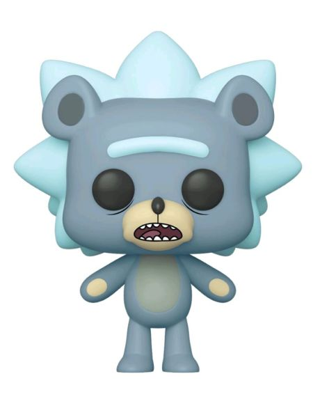 Figurine Funko Pop! N°662 - Rick Et Morty - Teddy Rick (c)