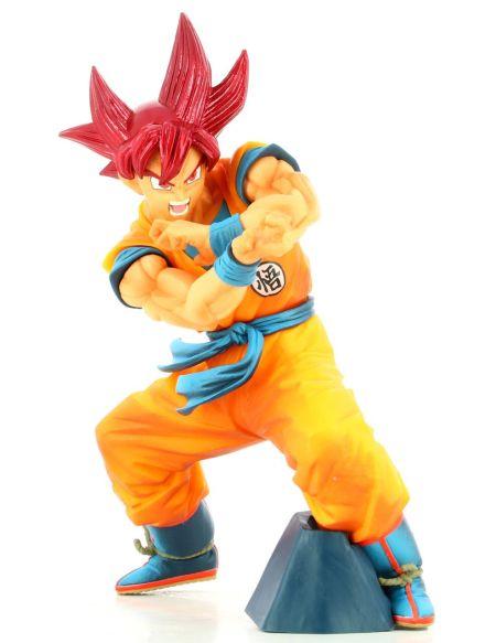 Figurine - Dragon Ball Super Blood Of Saiyans - Special IV