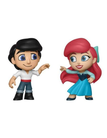 Figurines Funko Mini - Disney - Twin-pack Eric et Ariel
