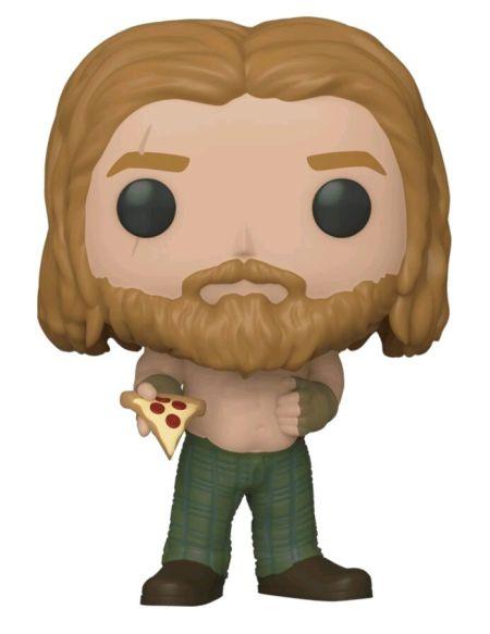 Figurine Funko Pop! Ndeg578 - Avengers - Thor Avec Pizza