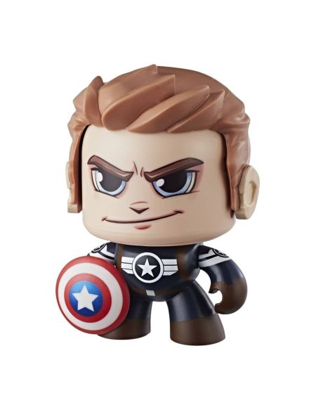Figurine - Marvel - Mighty Muggs Captain America Steve Rogers