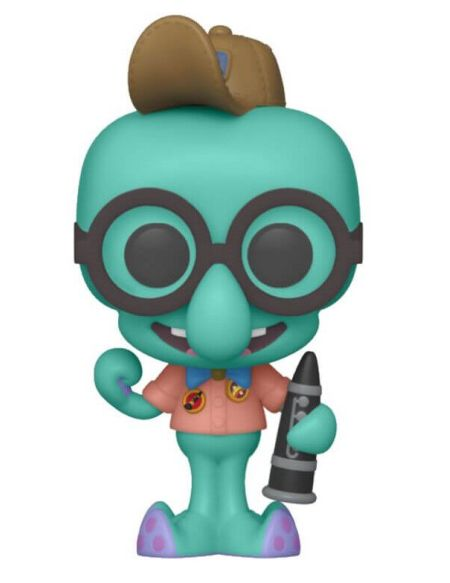 Figurine Funko Pop! Ndeg918 - Bob L'eponge - Squidward