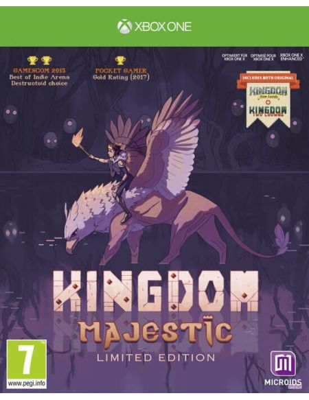 Kingdom Majestic Limited