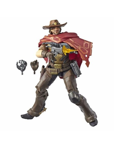 Figurine Ultimates - Overwatch - Mccree