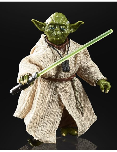 Figurine Star Wars 40e Anniversaire - The Black Series - Yoda
