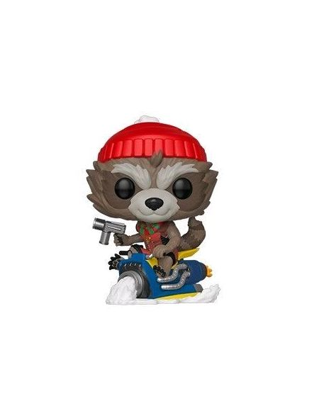 Figurine Funko Pop! Ndeg531 - Marvel Holiday - Rocket