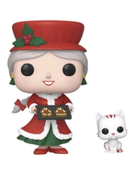 Figurine Funko Pop! N°02 - Holiday - Mrs. Claus