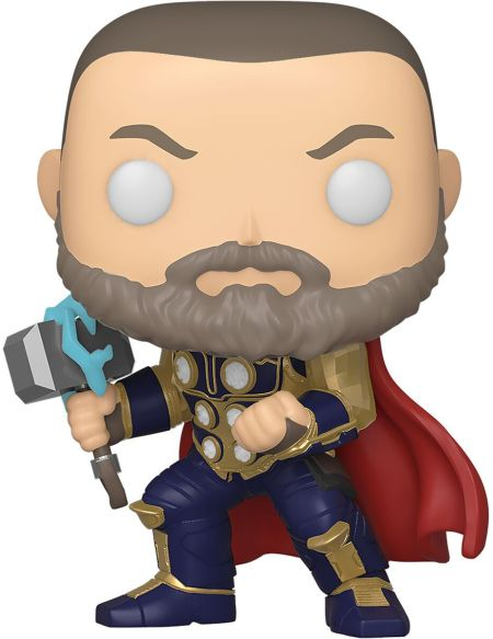 Figurine Funko Pop! N°628 - Avengers Le Jeu - Thor
