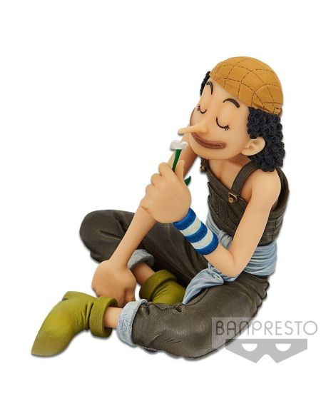 Figurine - One Piece - World Figure Colosseum Vol 1 Usopp (version Standard A)