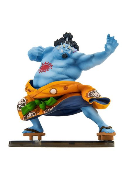 Figurine Banpresto World Colosseum 2 Vol.4 - One Piece - Jinbei