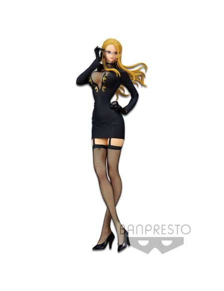 Figurine Glitter Glamours X Materia - One Piece - Carifa Noir