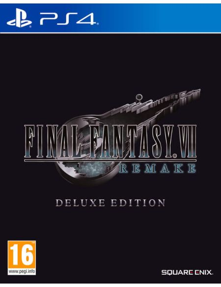 Final Fantasy VII Remake Edition Deluxe
