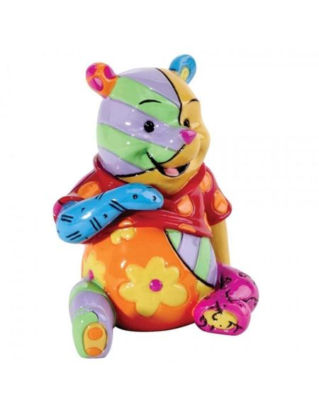 Figurine Britto Disney - Winnie L'ourson - Pooh Mini (Fenêtre transparente)