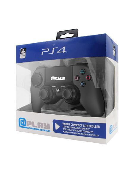 @play Manette Filaire Grise Ps4 Officielle Sony New Box