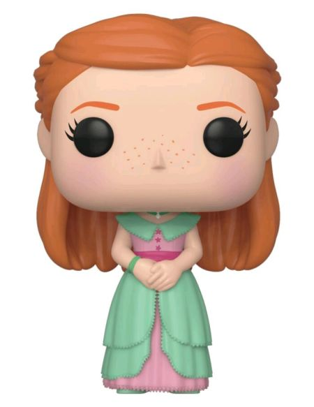 Figurine Funko Pop! N°92 - Harry Potter - S7 Ginny (bal De Noël)