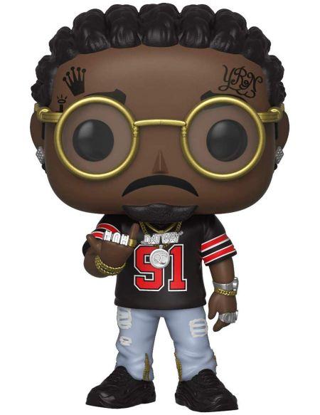 Figurine Funko Pop! Ndeg109 - Migos - Quavo