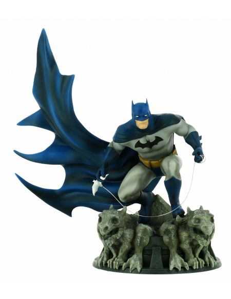 Statuette Jim Lee - DC Comics - Batman avec grappin