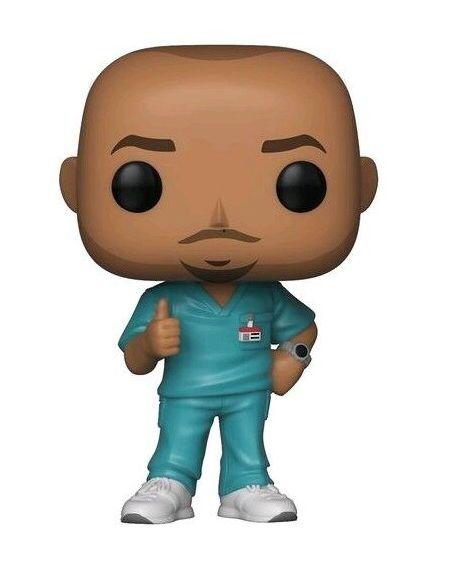 Figurine Funko Pop! N°738 - Scrubs - Turk