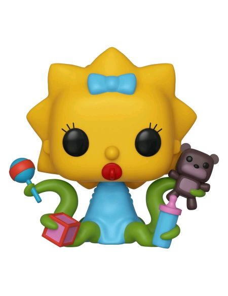 Figurine Funko Pop! Ndeg823 - Simpsons S3 - Maggie