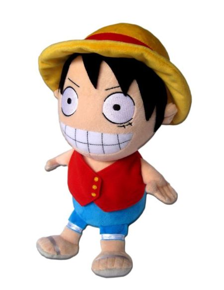 Peluche - One Piece - Luffy