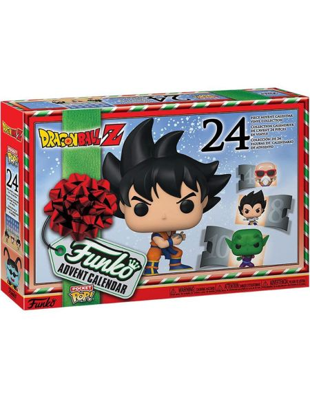 Calendrier De L'avent - Dragon Ball Z