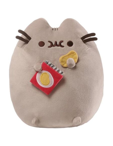 Peluche - Pusheen - Chips