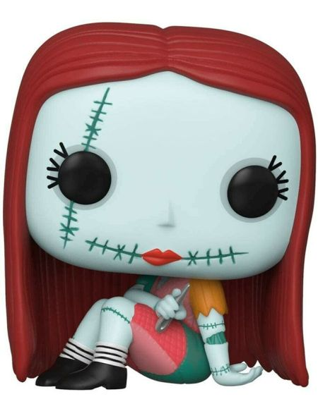 Figurine Funko Pop! - L'etrange Noel De Monsieur Jack - Sally Sewing