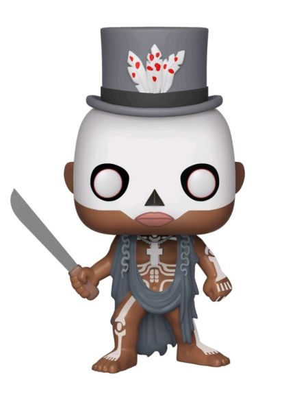 Figurine Funko Pop! - James Bond - Baron Samedi