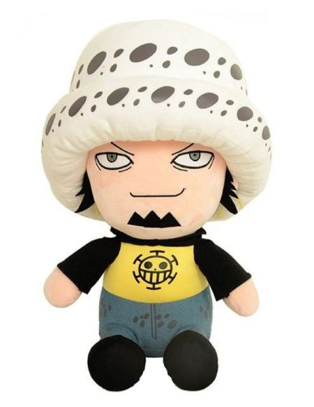 Peluche Sakami - One Piece - Trafalgar Law