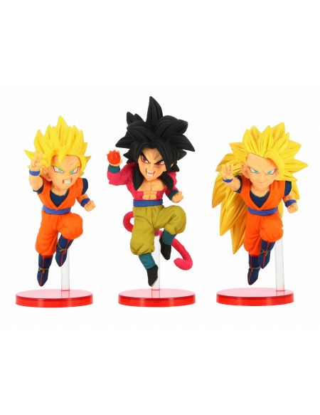Figurine Wcf - Dragon Ball Z - Dokkan Battle