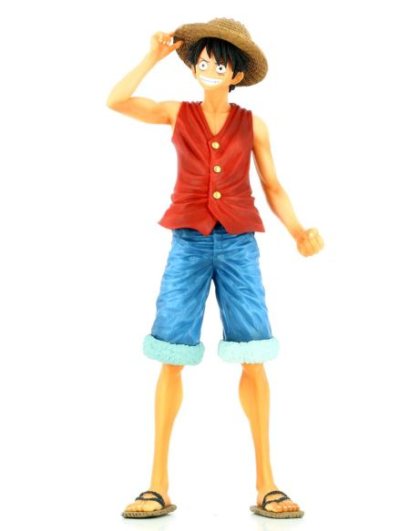 Figurine 20th History Masterlise - One Piece - Monkey. D. Luffy