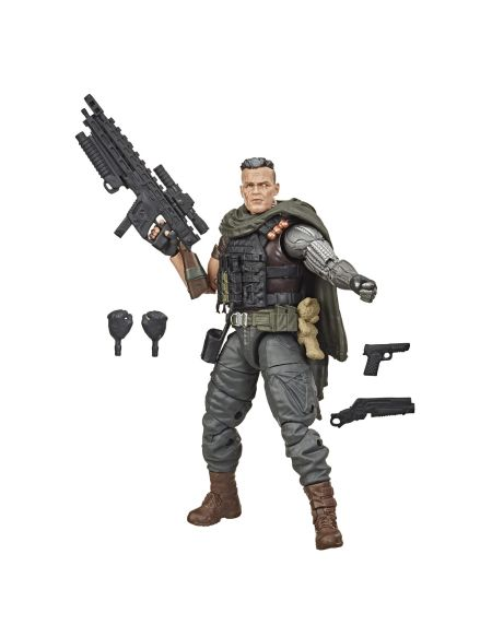 Figurine - X-Men - Cable de Deadpool 2