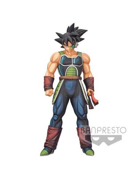Figurine Grandista - Dragon Ball Z - Bardock Manga Dimensions