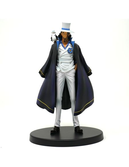 Figurine Grandline Dxf - One Piece Stampede - Vol 3 Rob Lucci