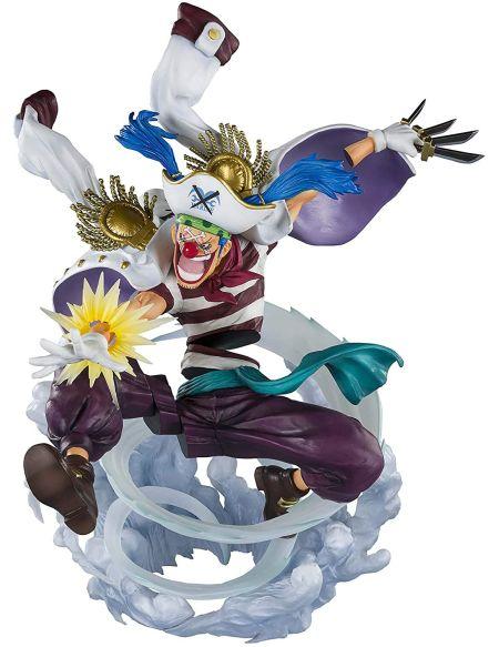 Figurine Figuarts Zero - One Piece - Buggy The Crown