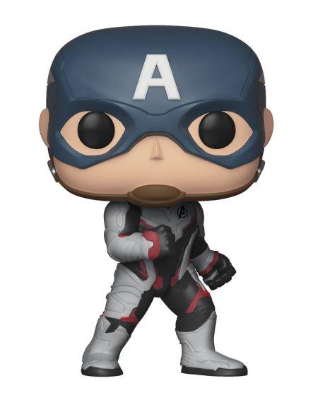 Figurine Funko Pop! Ndeg450 - Avengers Endgame - Captain America