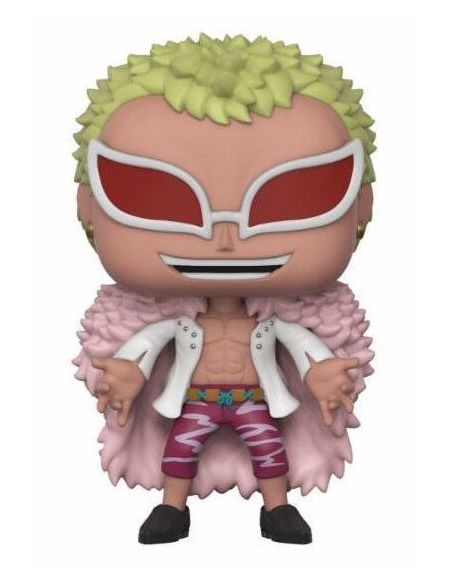 Figurine Funko Pop! N°400 - One Piece - Don Quichotte Doflamingo