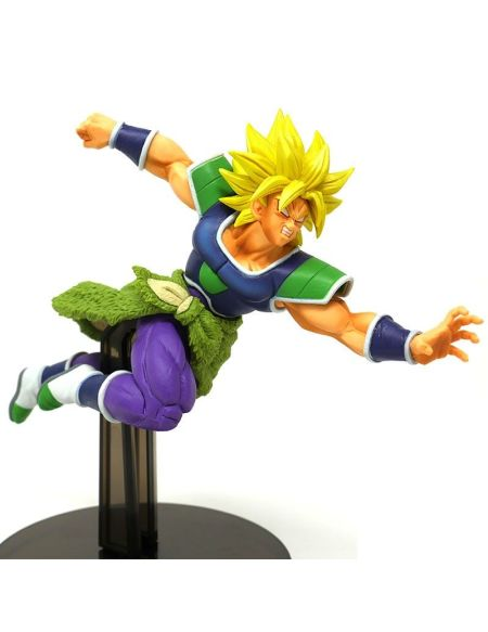 Figurine Match Makers - Dragon Ball Super - Super Saiyan Broly