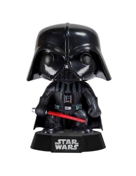 Figurine Funko Pop! N°01 - Star Wars - Dark Vador