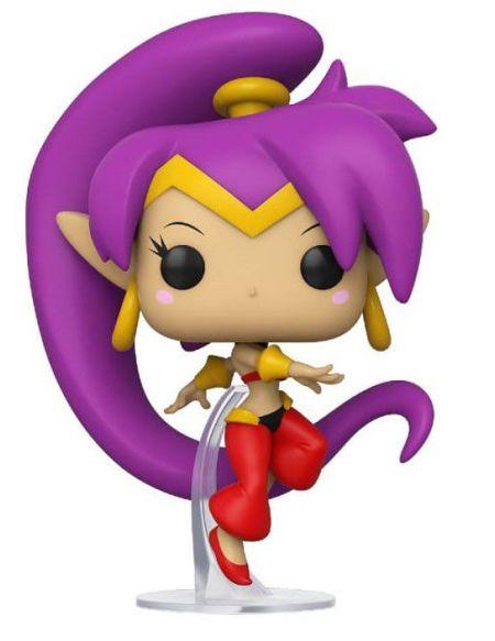 Figurine Funko Pop! N°578 - Shantae - Shantae