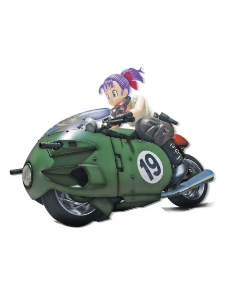 Figurine Figure-rise - Dragon Ball - Mechanics Bulma's Variable N°19 Motorcycle